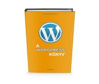 WordPress könyv megjelenés hamarosan