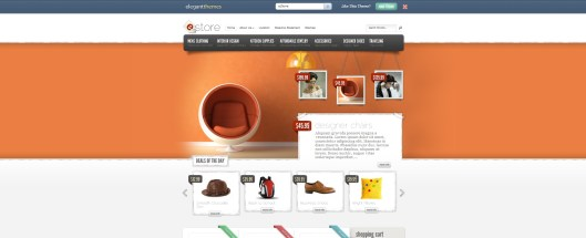 Estore Template  web templatesspot  three reasons to consider an