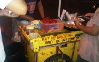 Fish Ball Cart