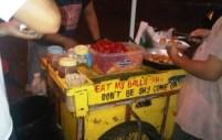 Fish Ball Cart