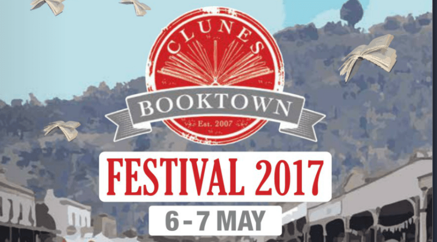 We're going on a book hunt: Clunes Book Festival in pictures