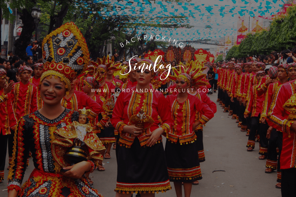 Backpacking Philippines - Words and Wanderlust - Sinulog