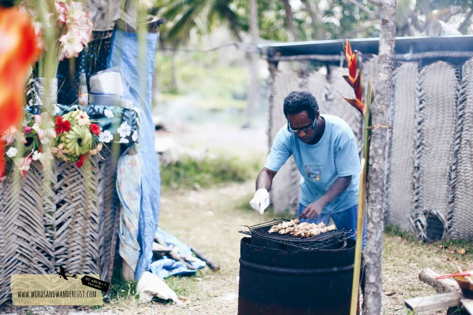 Local Food New Caledonia - Words and Wanderlust