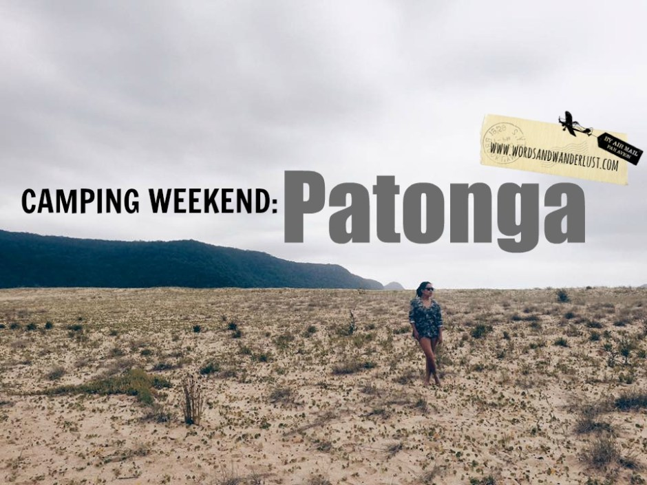 Weekend Camping | Patonga