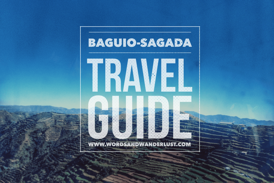 Baguio – Sagada Travel Guide