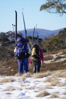 True Aussie Skiing.