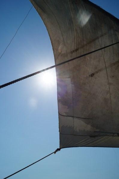 Sail.