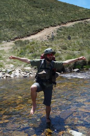 Crossing the Tumut