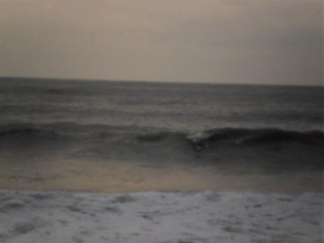 North Carolina ocean wave