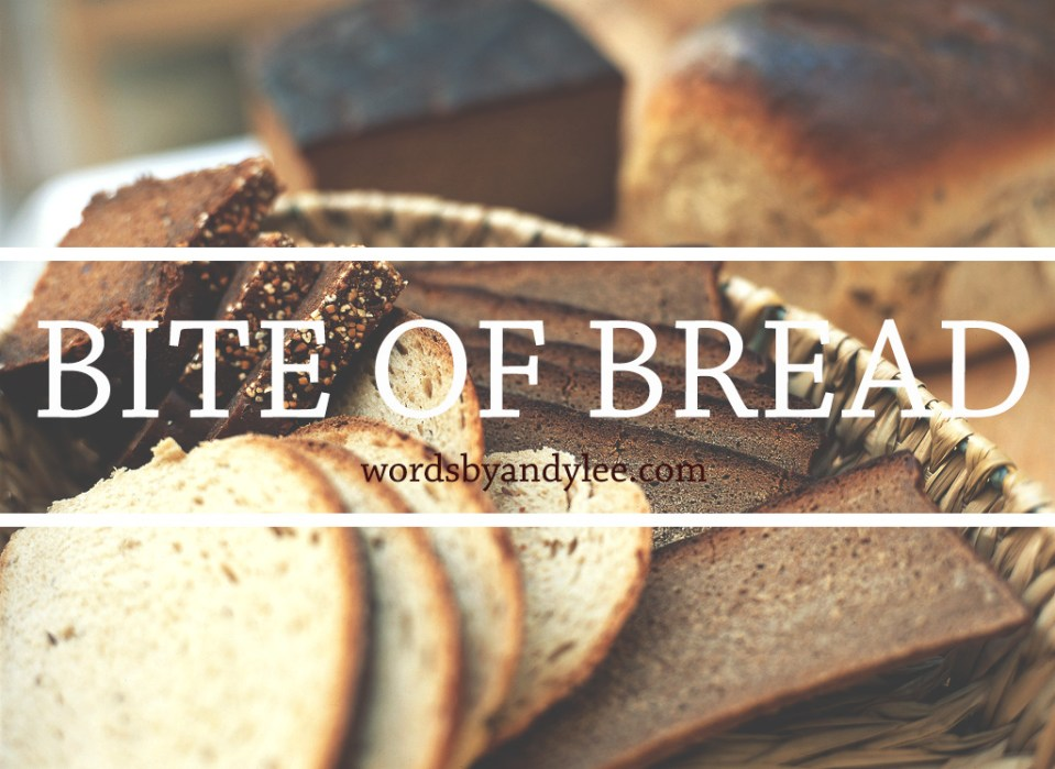 7 Scriptures on Being Brave #Bite of Bread