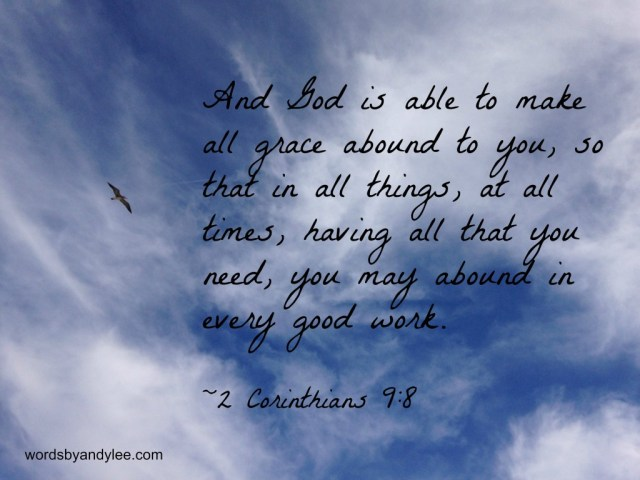 2 Corinthians 8_9