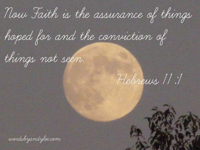 Hebrew 11-1