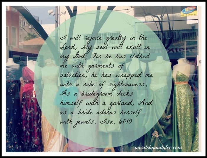Isaiah 61-10