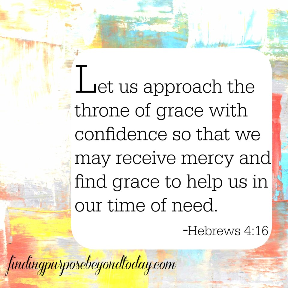 At the Throne of God: Approval and Acceptance (Word Wednesday)