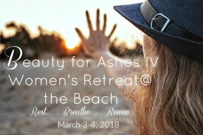 Beauty For Ashes Retreat