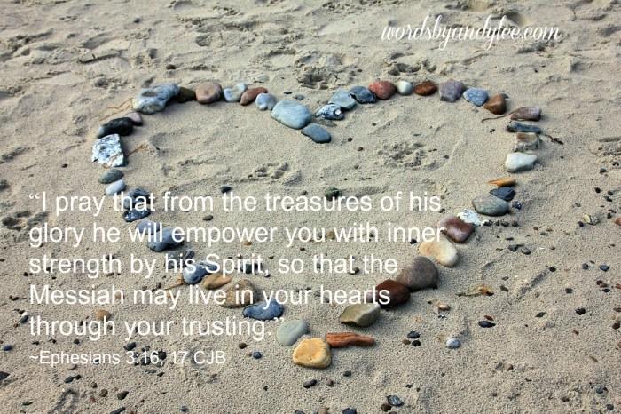 Ephesians 3 prayer