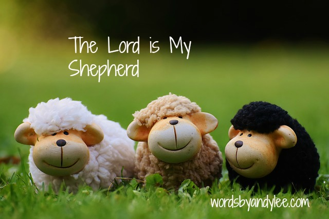 the-lord-is-my-shepherd