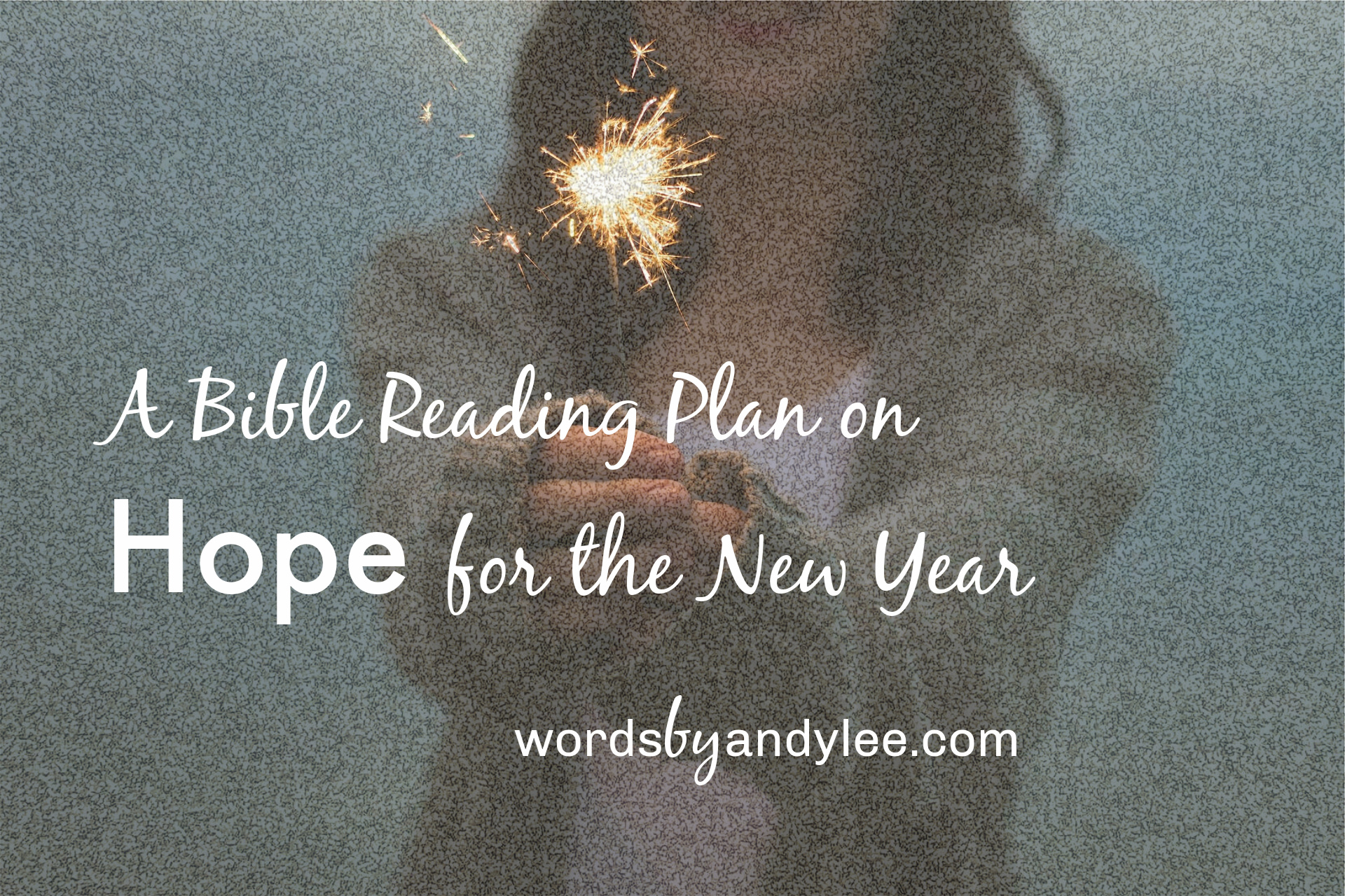 Hope for 2019 (Bible Reading Plan)