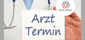 U lekarza – istotne zwroty w języku niemieckim