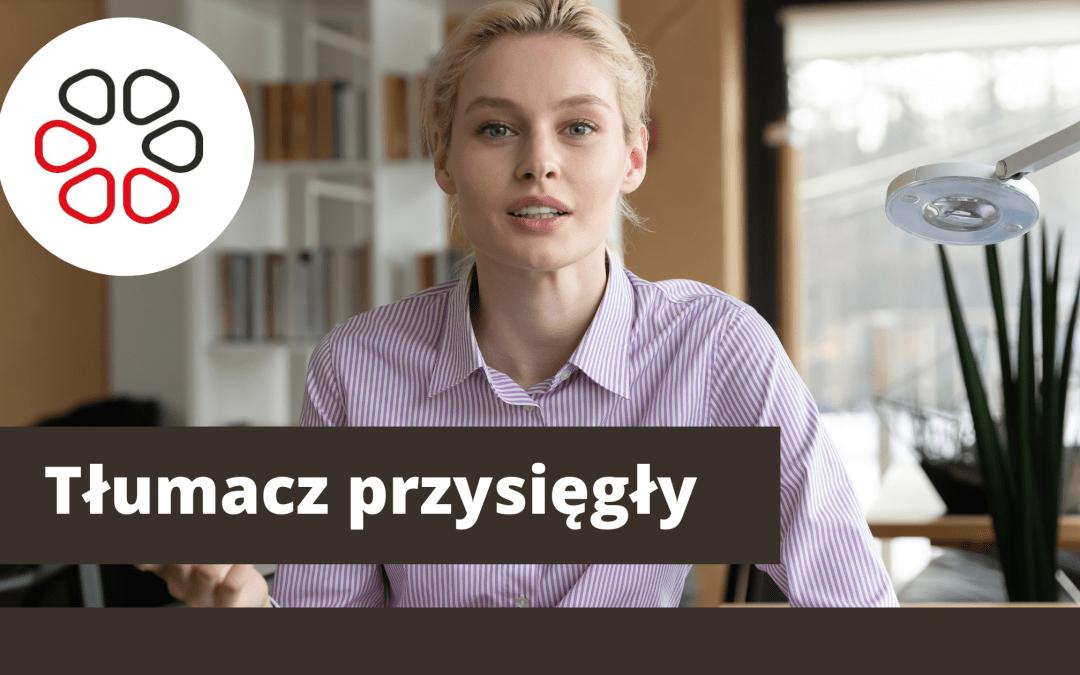 Tłumacz przysięgły Gdynia