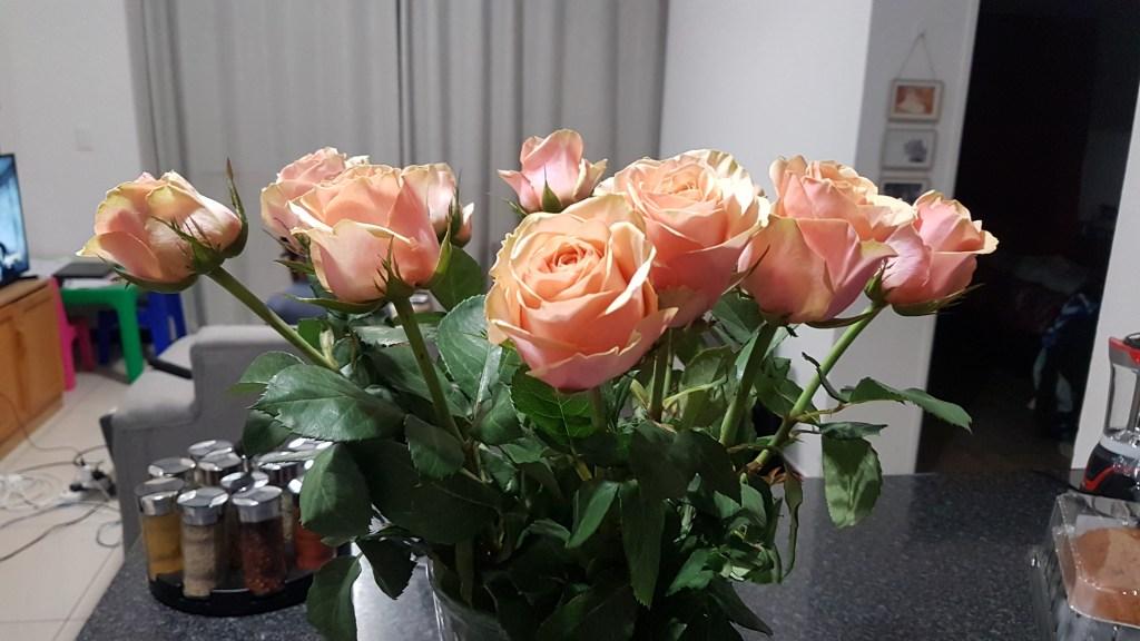 flowers. roses. love