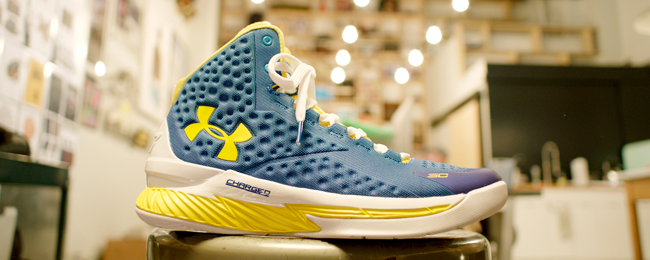 Curry One Under Armour