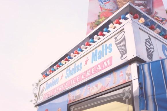 Winterfest OC Ice Cream Vendor
