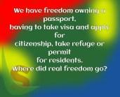 Passport freedom