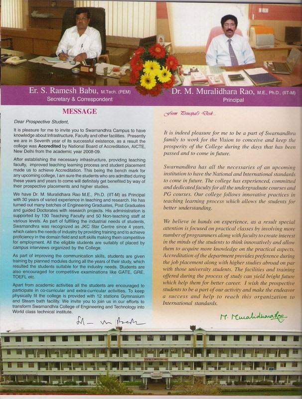 Brochure Writing