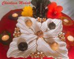 Chocolate Modak Recipe