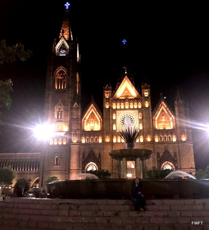 Guadalajara-Mexican City of the future! Metropolitan Cathedral
