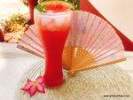 Watermelon & Ice apple Mocktail