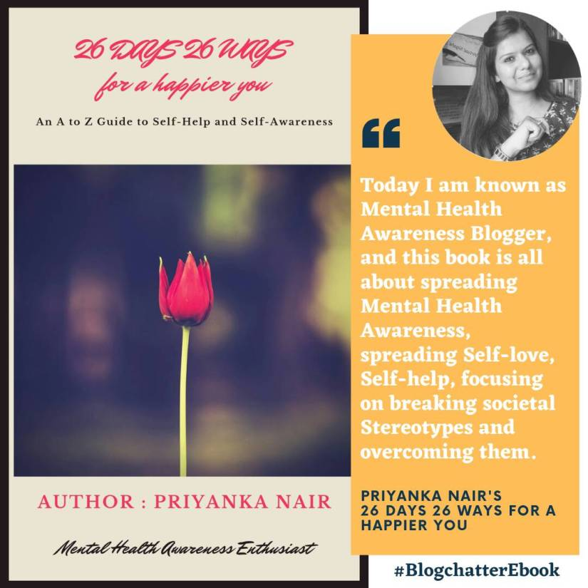 Book Review of 26 Days 26 Ways to a Happier You