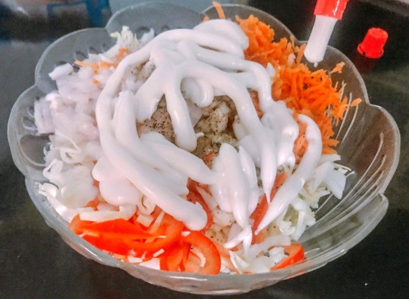 Crunchy Coleslaw recipe