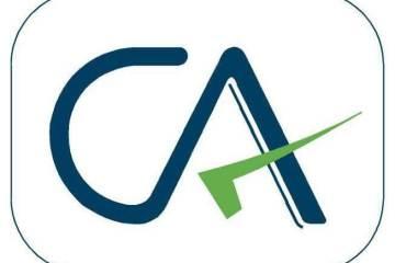 Chartered Accountant (CA) Logo