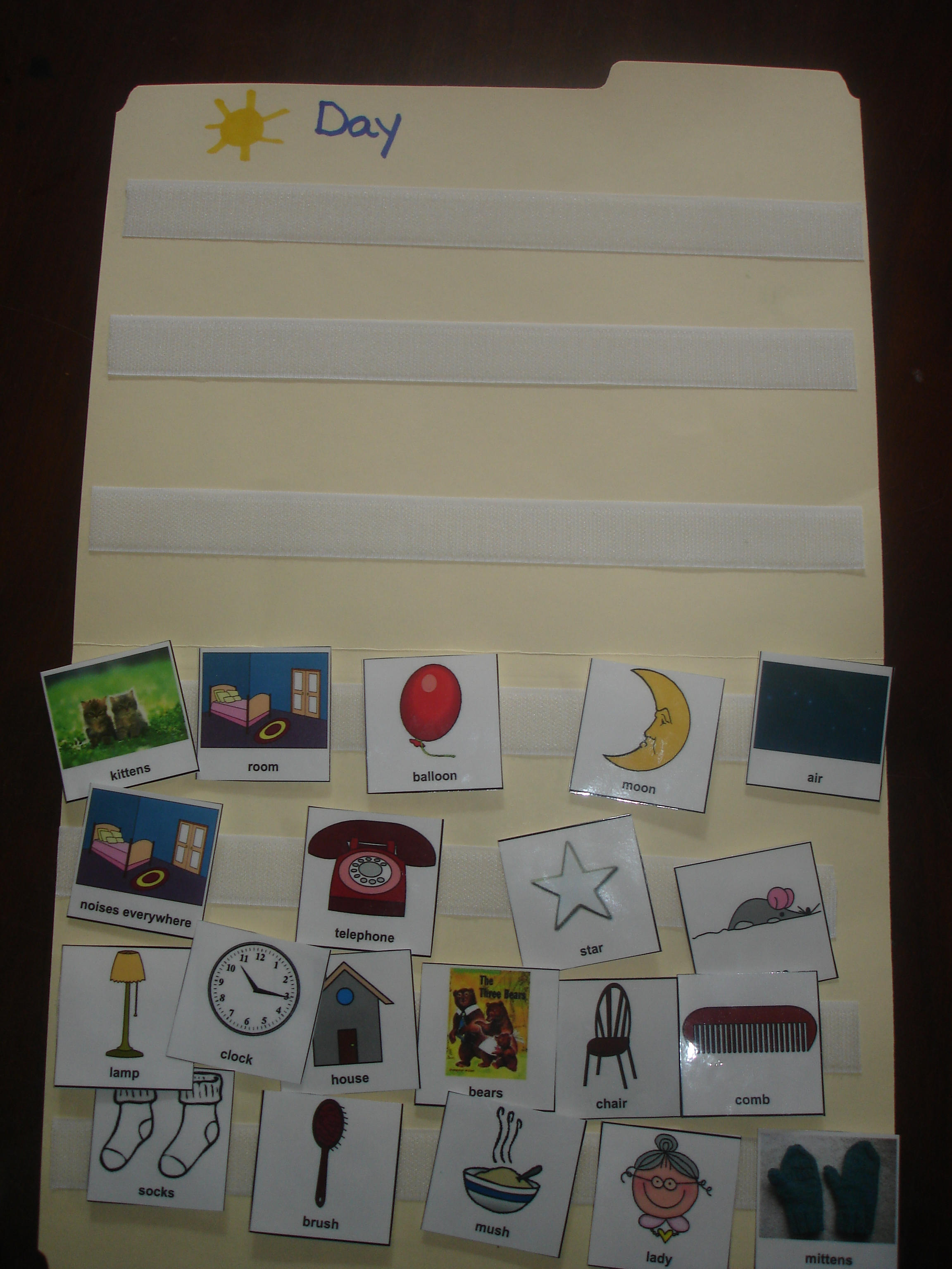 Good Night Moon Activities Sequencing With Pecs Cards