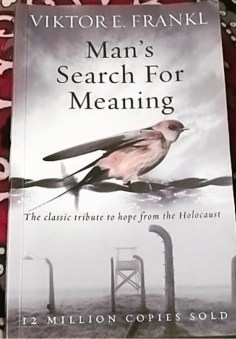 Mans search for meaning - Cover