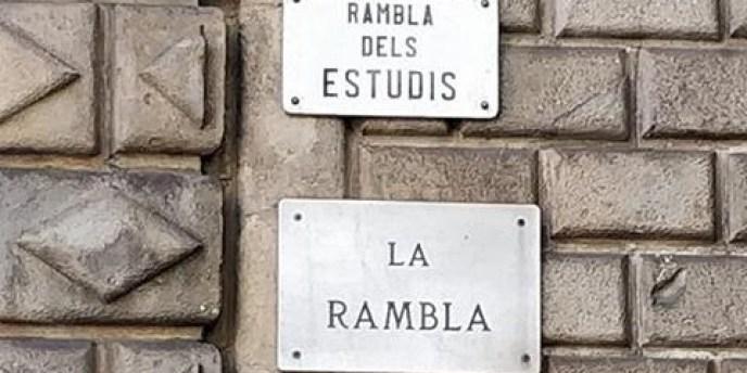 La Ramblas