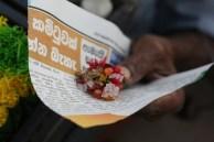 Betel nut digestive - Colombo, Sri Lanka