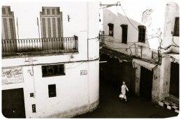 Edge of the Medina, Tangier - Erin J. Bernard