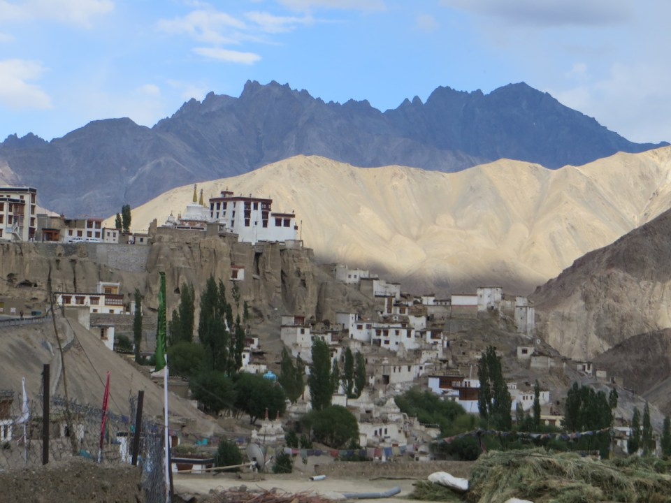 village tranquille de Lamayuru