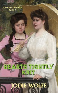 Hearts Tightly Knit by Jodie Wolfe