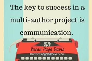 Writing Together by Susan Page Davis