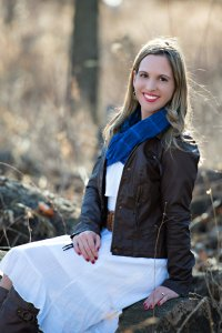 Author Andrea Rodgers