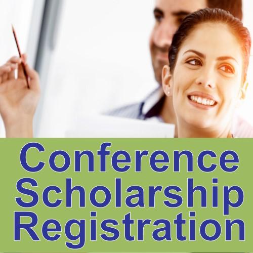 conference scholarship registration