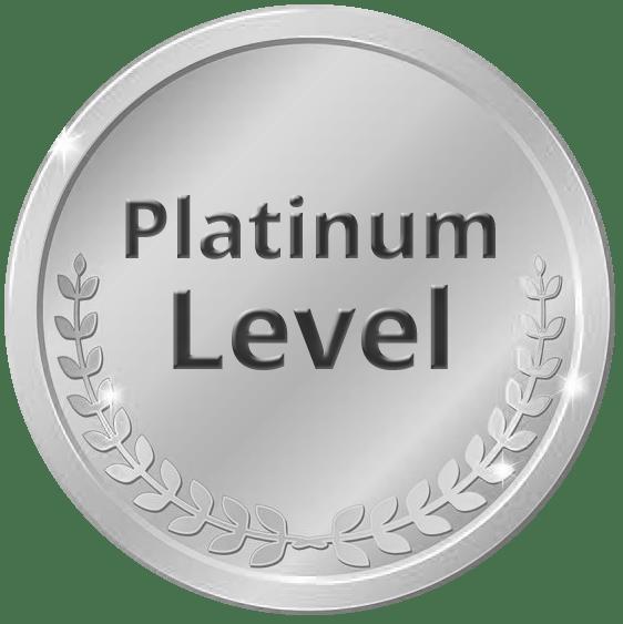 Platinum Level Sponsorship