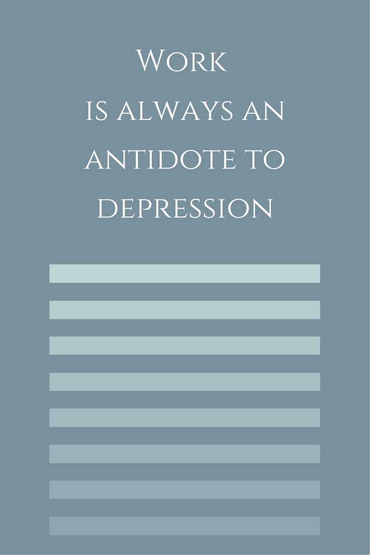 Inspirational Quotes For Depression Antidote To Depression  Word Quotes Love Quotes Life