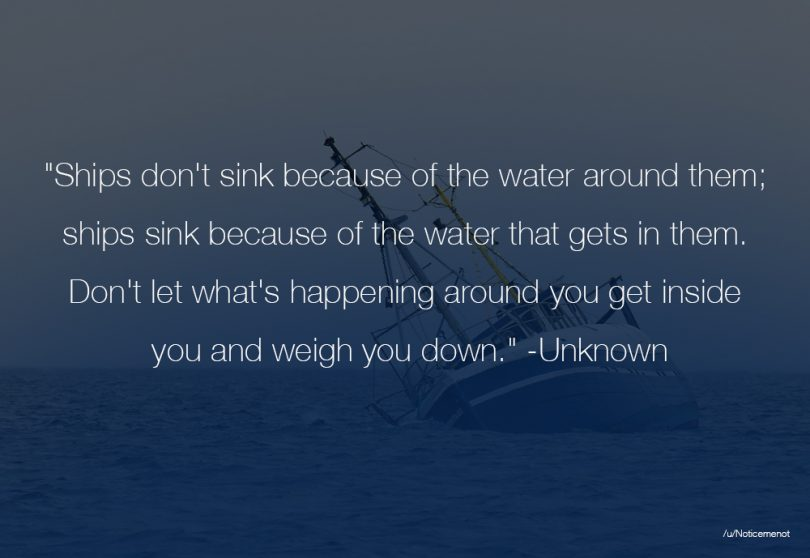 Weighing You Down Word Porn Quotes Love Quotes Life Quotes