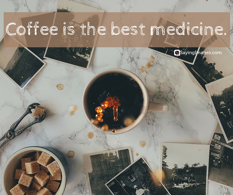 coffee-saying