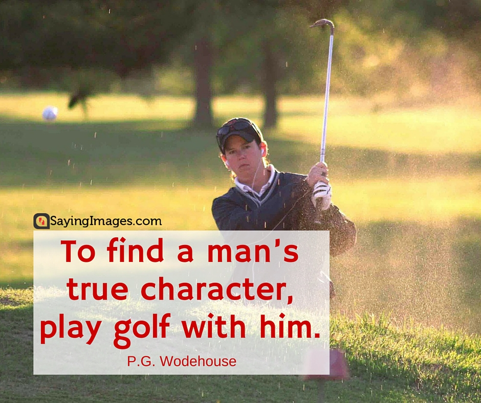 Inspirational Golf Quotes Prepossessing 30 Fun And Motivating Golf Quotes  Word Quotes Love Quotes